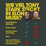 So viel Tony Stark steckt in Elon Musk.