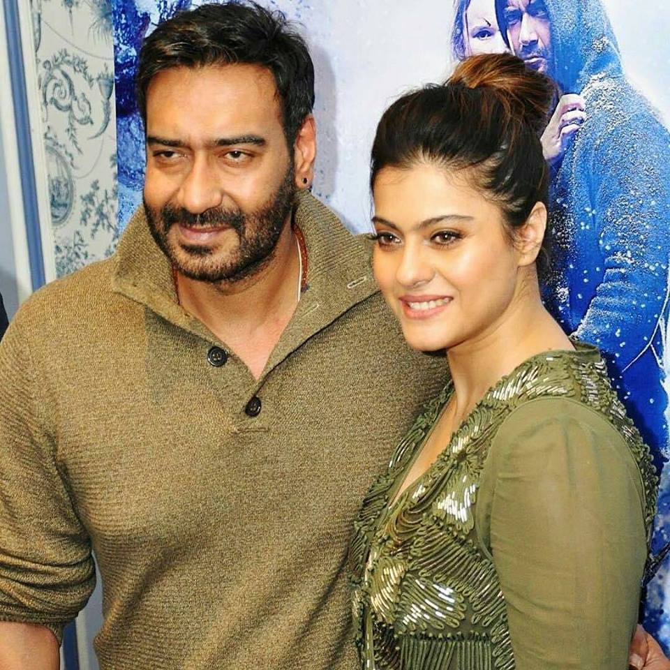 "Rahul Raut on Twitter: ""Breaking News!! @ajaydevgn and @KajolAtUN might  come together onscreen after eight years. Heard #Kajol has been roped in to  star opposite Ajay in his next ambitious project, #Taanaji."
