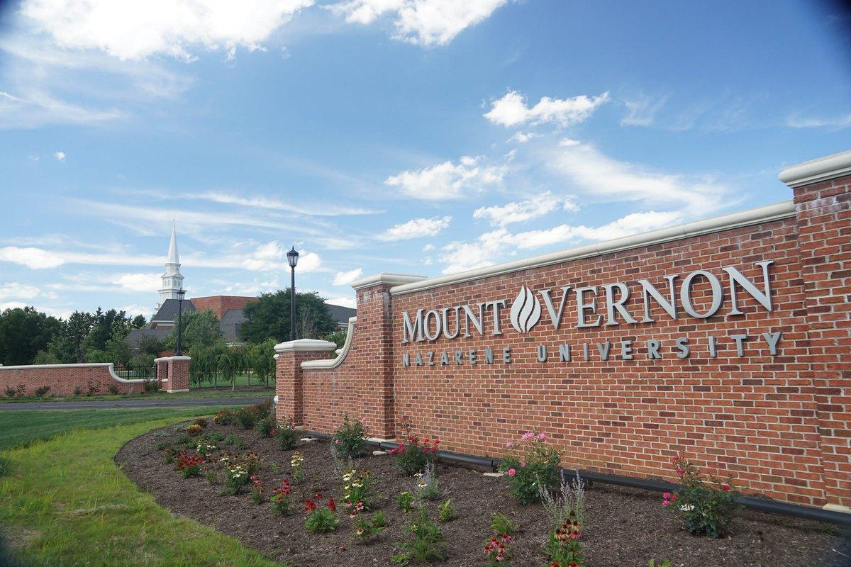 Mount Vernon Nazarene University >> Mount Vernon Nazarene University On Twitter We Re Excited