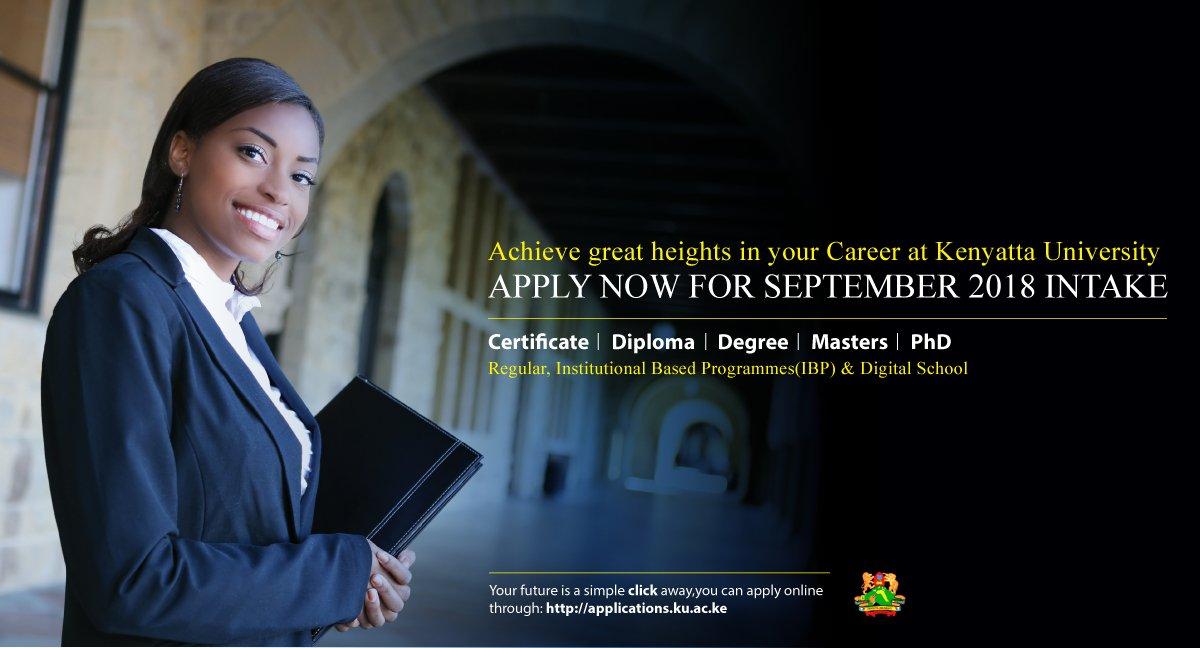 Kenyatta University on Twitter: