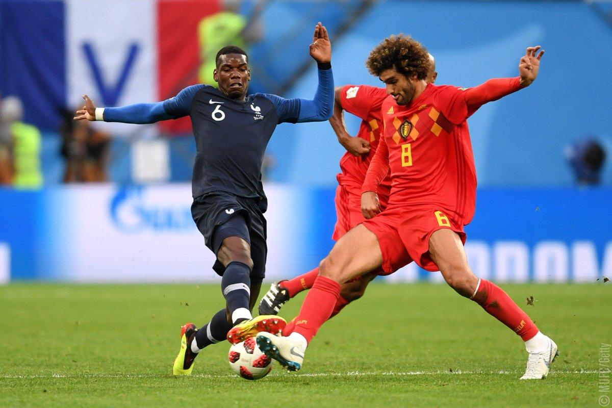 Франция - Бельгия 1:0. Исход равной игры решило умение подать угловой - изображение 2