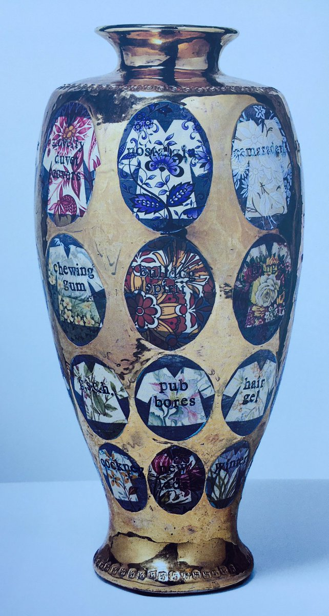 Grayson Perry On Twitter In 1996 I Made This Pot Called Football