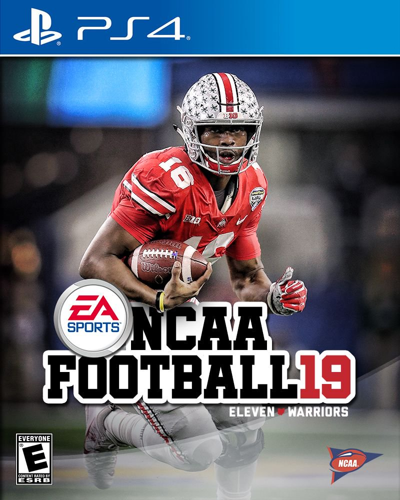 Eleven Warriors On Twitter Ncaa Football 19 Would Have Hit Shelves