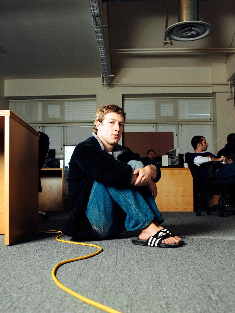 Wired On Twitter When Mark Zuckerberg First Started Facebook His