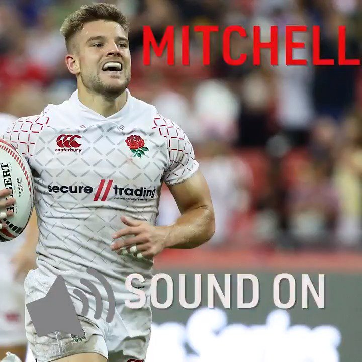 There are lots of sides to @EnglandRugby captain @TBobbyMitchell... Which is your favourite?! 💪 🎤 😍