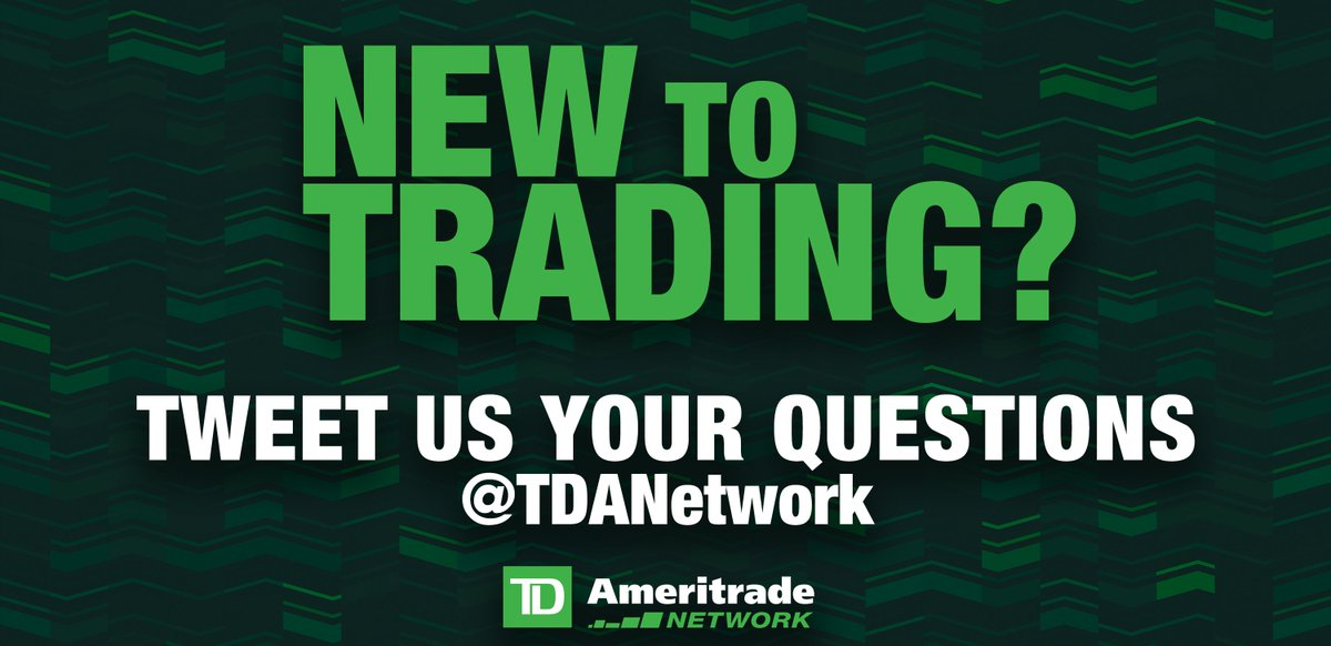 TD Ameritrade Network on Twitter: