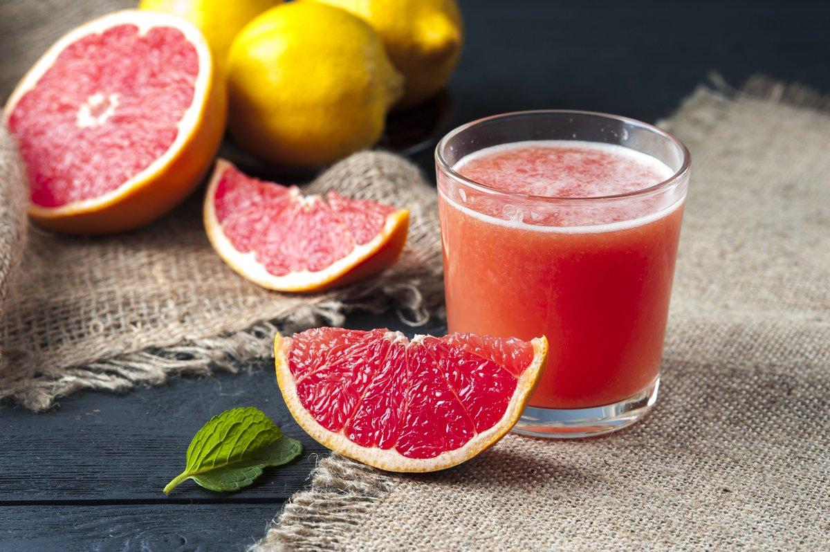 Сок грейпфрута для похудения отзывы