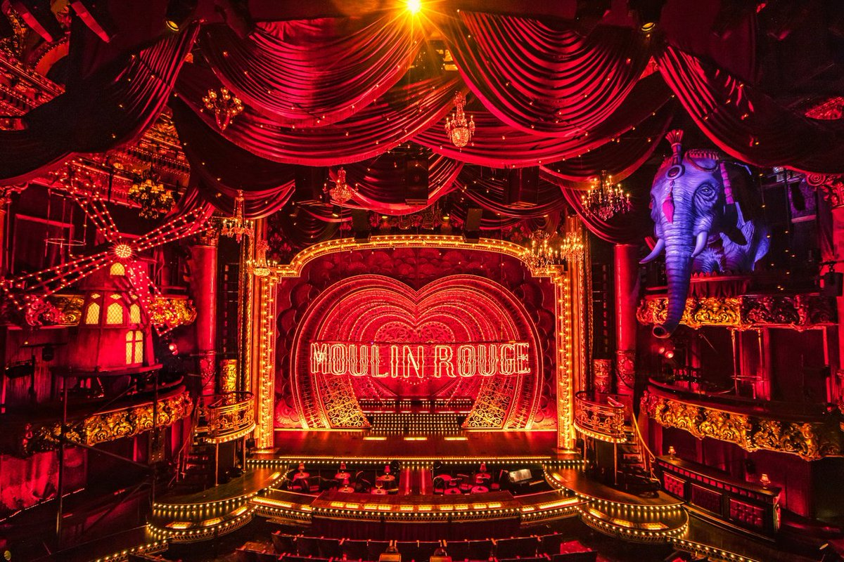 an analysis of moulin rouge a musical Digital music: moulin rouge soundtrack moulin rouge soundtrack go cancel amazon music unlimited listen to any song, anywhere learn more about amazon music.