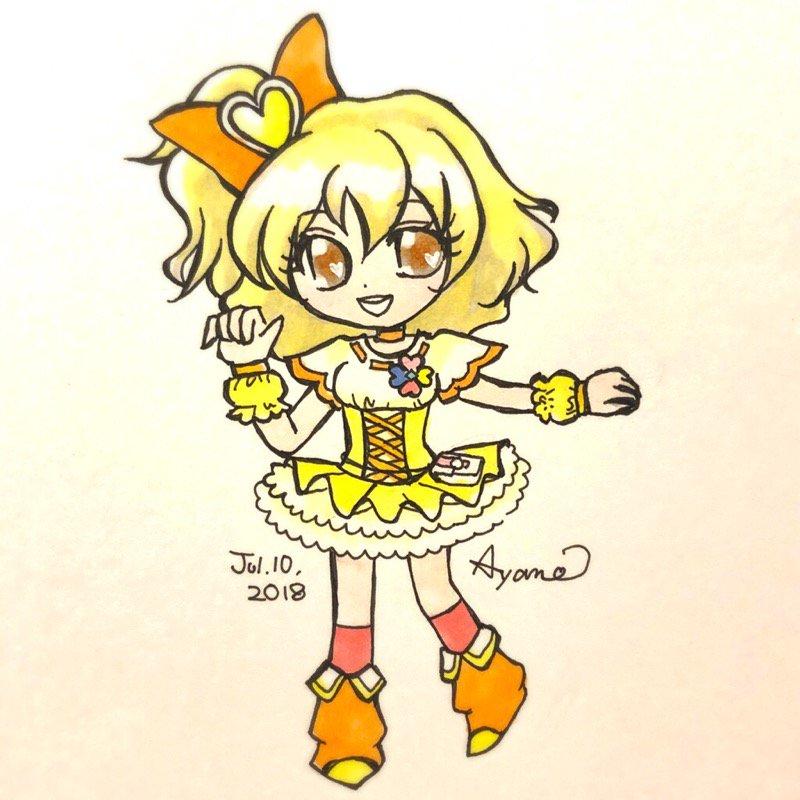あや乃さんのおえかき (@aya_no__doodle)さんのイラスト