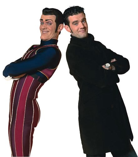 WE ARE NUMBER ONE!  Hey! Happy Birthday to Stefàn Karl Stefànsson from Lazy Town and For Honor.