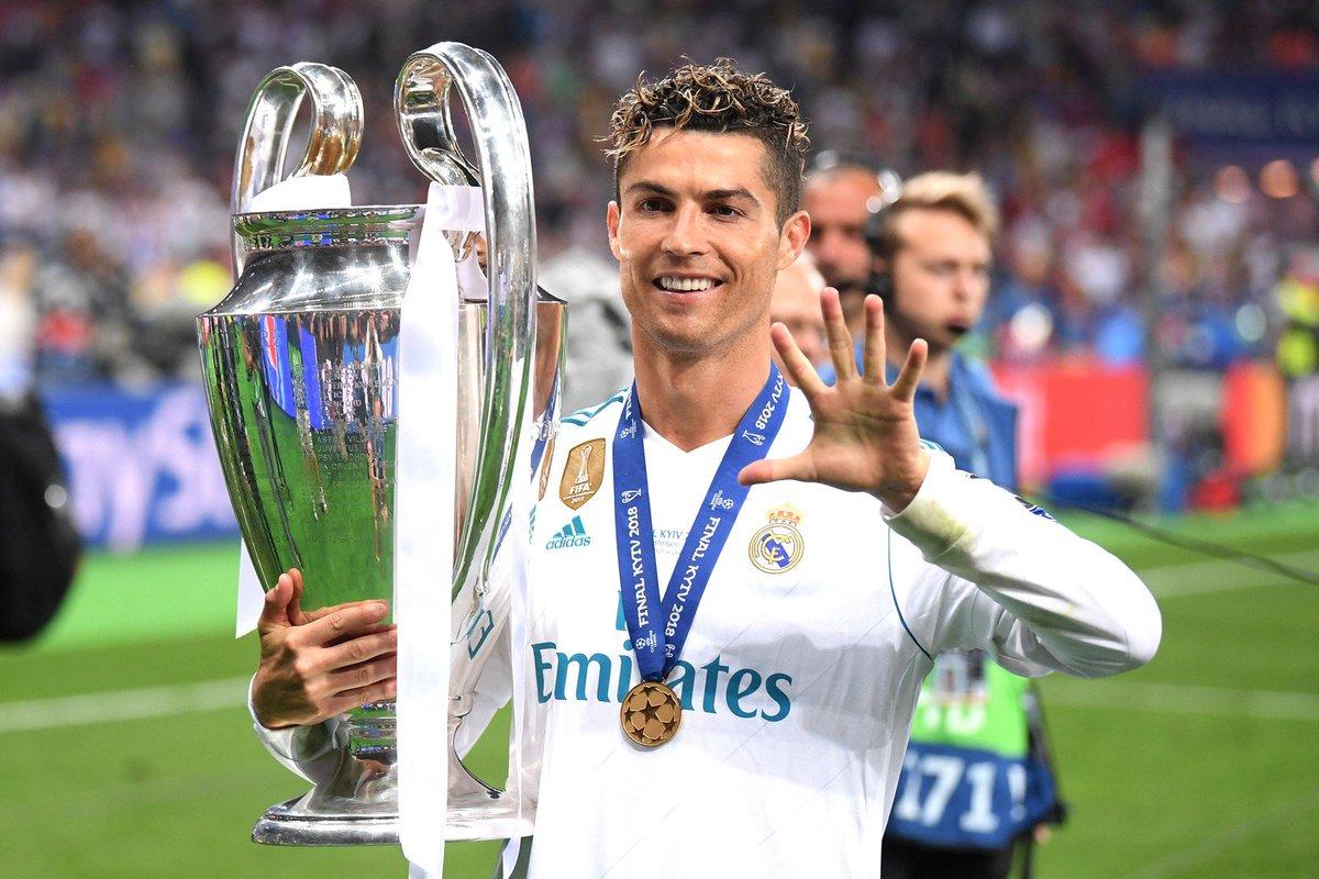 OFICIAL! Cristiano Ronaldo deixa o Real Madrid e acerta com a Juventus https://t.co/7ocmOP4uup