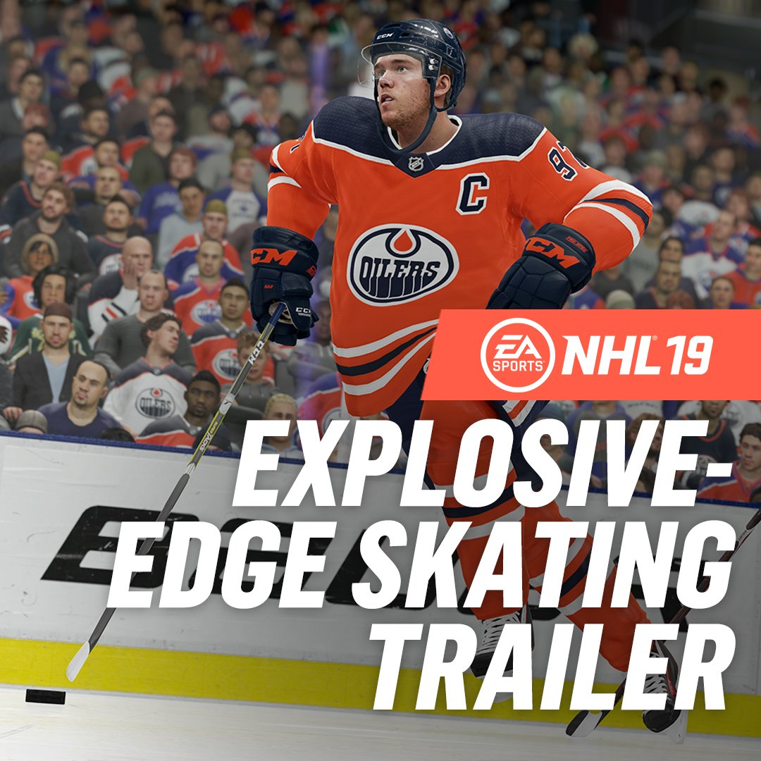 Experience explosive-edge skating as RPM Tech comes to #NHL19  Pre-order today �� https://t.co/6MsCEBxyeo https://t.co/nrSqGu3QoN