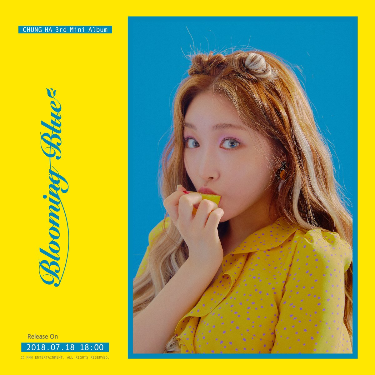 Chungha  Ec B Ad Ed   Is A Korean Solo Singer Who Became Well Known After Finishing On Rank  On The Survival Show Produce  And Became Part Of The Girl Group
