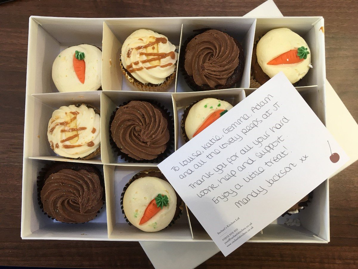 test Twitter Media - A tasty treat delivered to our hardworking education consultants from one happy teacher! Their first recruitment skills have definitely paid off.... #SupplyTeaching #TeachingRecruitment #PermRecruitment  #Education https://t.co/YmwCozqXG9