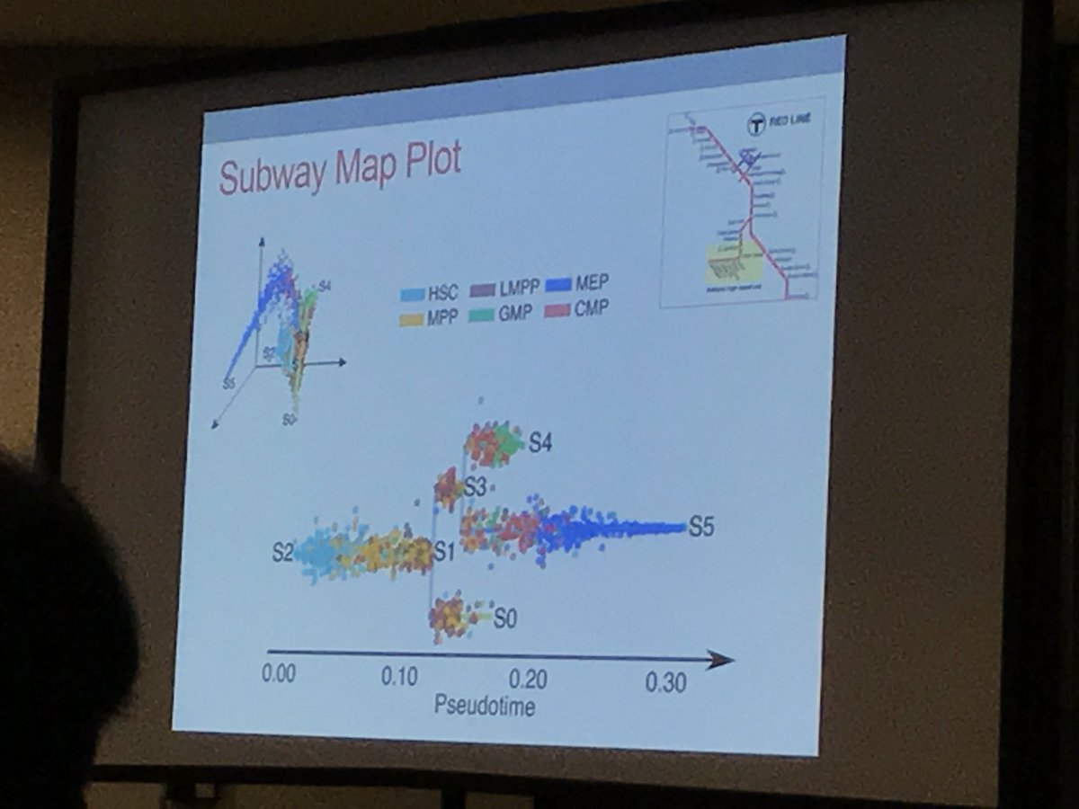 Gmp Subway Map.Nils Gehlenborg On Twitter Interesting Singlecell Trajectory