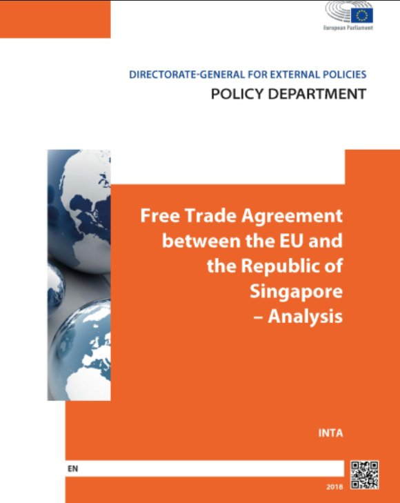 Inta Committee Press Live In Eptrade Discussion On Eu