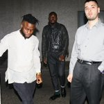 Image for the Tweet beginning: #YoungFathers was univited to #Ruhrtriennale,