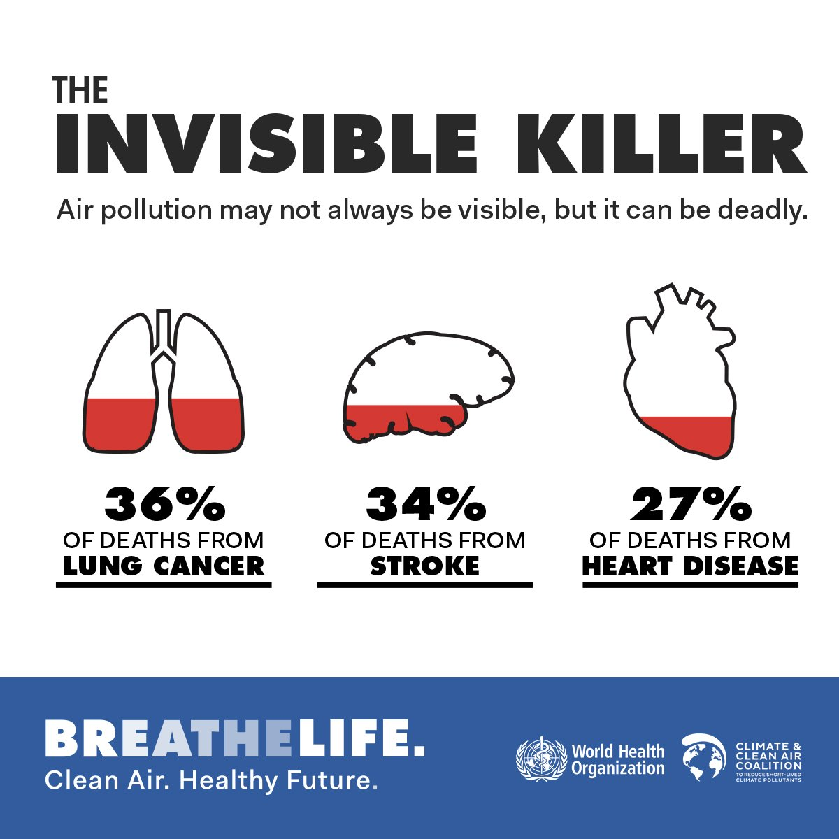 #AirPollution may not always be visible, but it can be deadly https://t.co/Dcm5E39bsq #BreatheLife