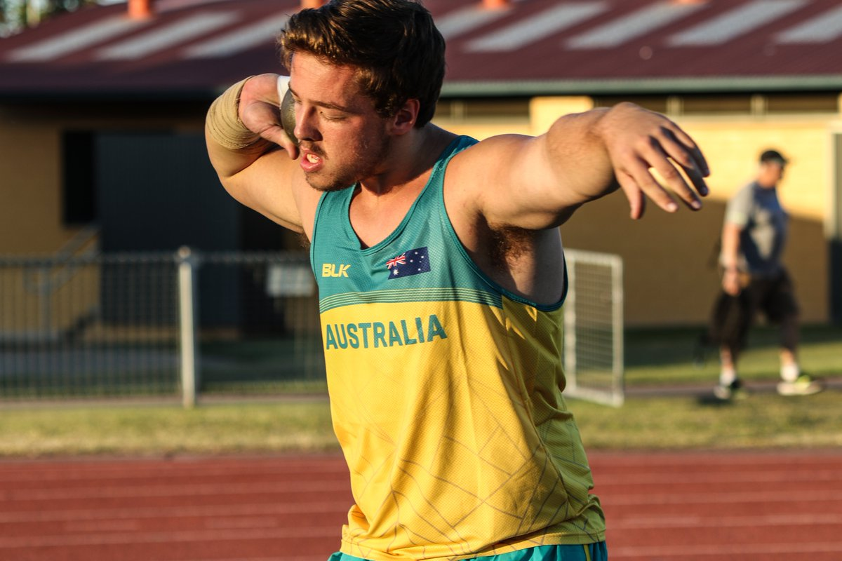 Athletics Australia On Twitter In The Final Round Of The Mens