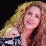 Shakira Twitter Photo