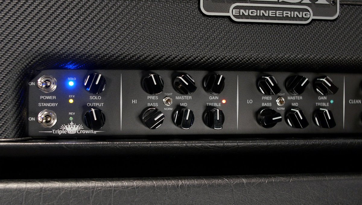 Mesa Boogie On Twitter Tone Tips Tuesday In Nearly All Treble Control Being First The Signal Path Causes To Have A Significant Effect That Gets Through Later Controls Like Mids