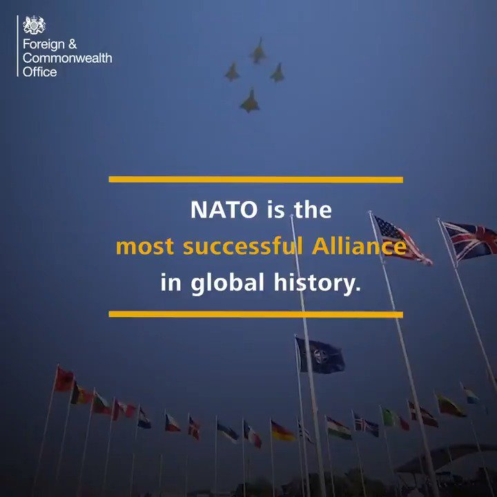 the most successful political military alliance in history Ronald d asmus and charles grant discuss whether nato can remain an effective military and political alliance  most important alliance  history of.
