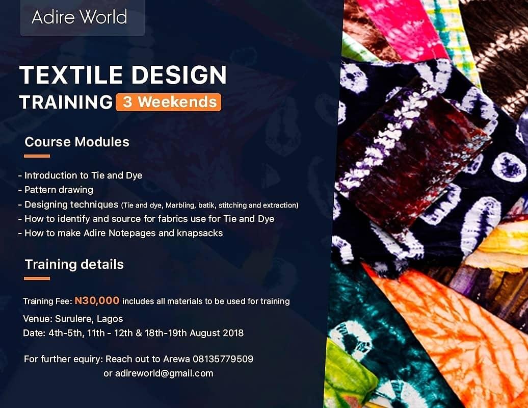 textiledesigning hashtag on Twitter