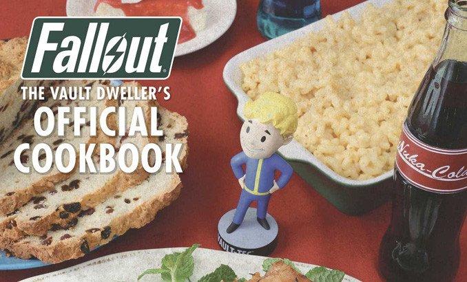 【FALLOUT飯】オフィシャル料理レシピ本やMr.ハンディの模型キット(木製)が発売