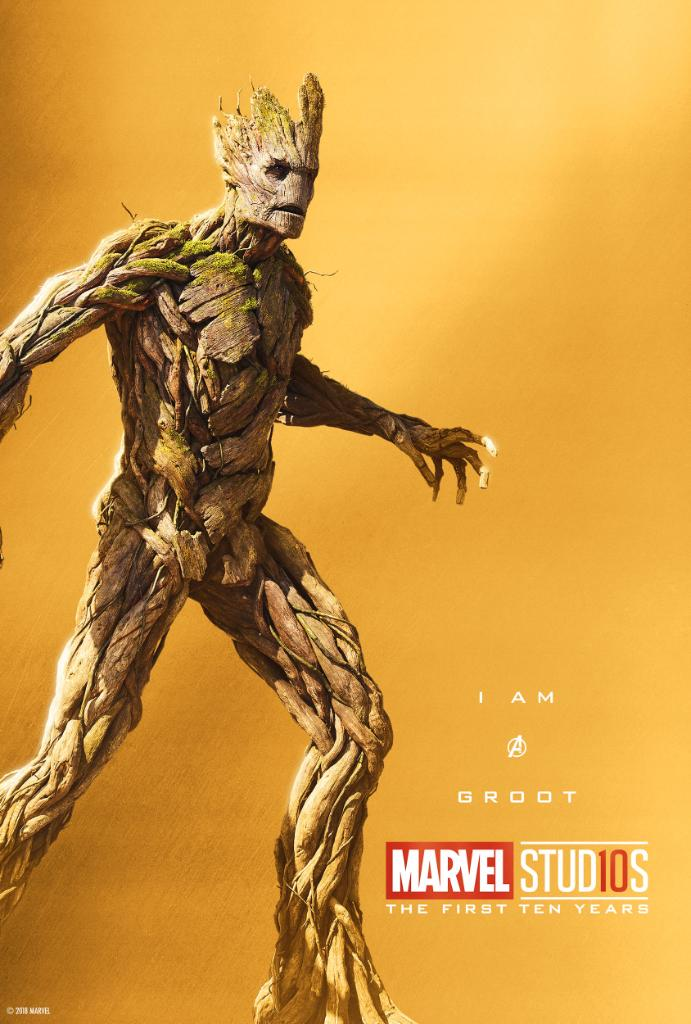 More than a tree. 🌳 See all the Marvel Studios 10 Year Anniversary posters and order Marvel Studios @Avengers: #InfinityWar today: bit.ly/2JHzAlG