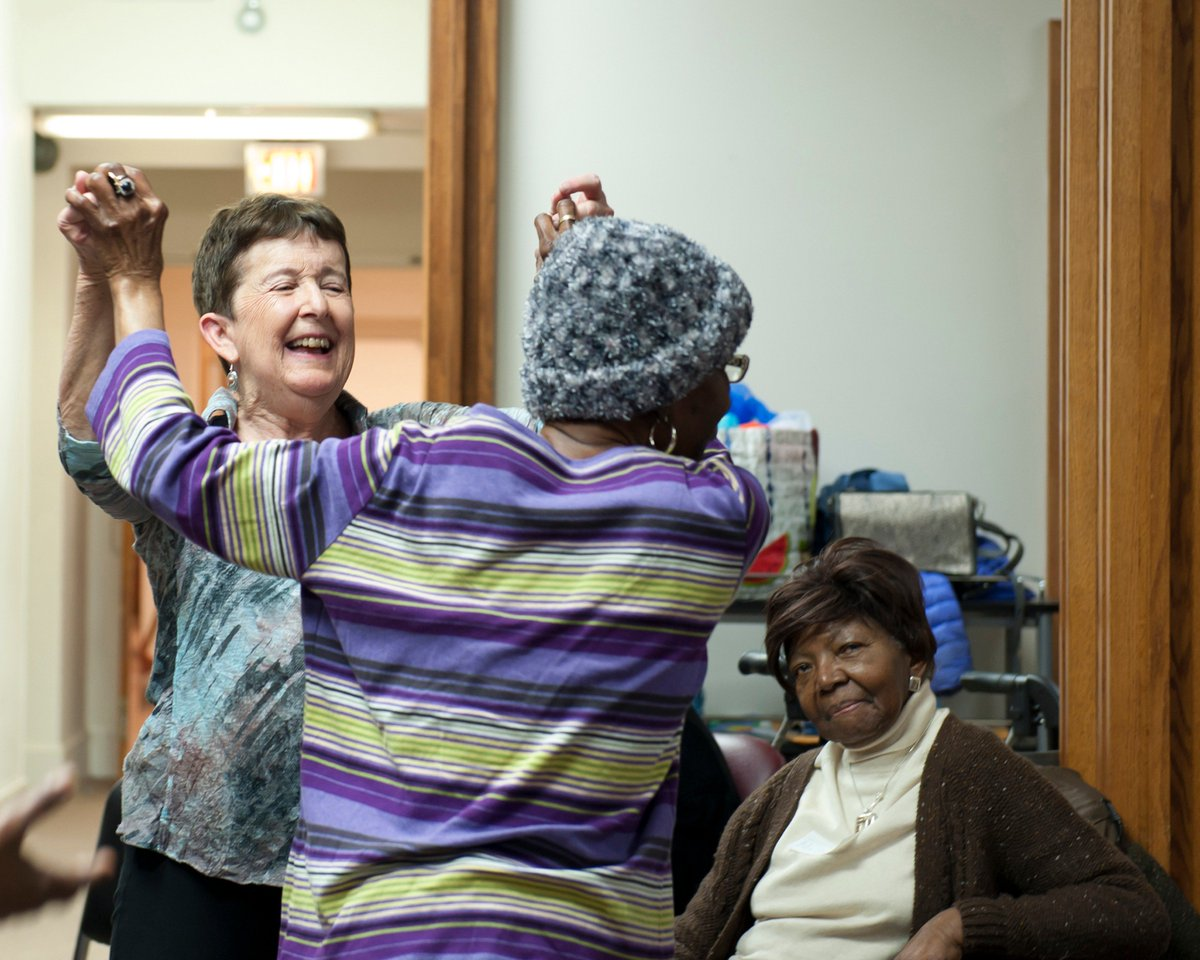 Teaching older adults — pic 12
