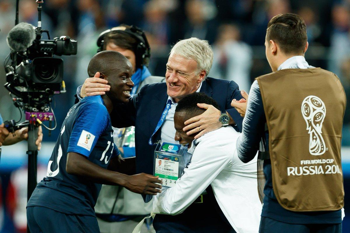 Франция - Бельгия 1:0. Исход равной игры решило умение подать угловой - изображение 5