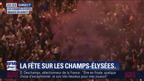 "Larqué sur #Varane : ""Il a rayonné""  #FRABEL #BFMFoot  #fra #bel #CM2018 #RMCLiveLe live ici  https://bit.ly/2IERotP  - FestivalFocus"