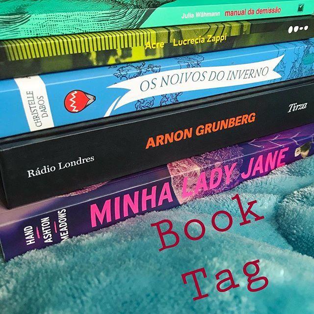 """343f4fe46 Essa é a motivação por trás da #booktag """"5 livros na minha estante que ainda  não li"""", que vi há uns meses atrás no perf… https://ift.tt/2m9bi6o ..."""