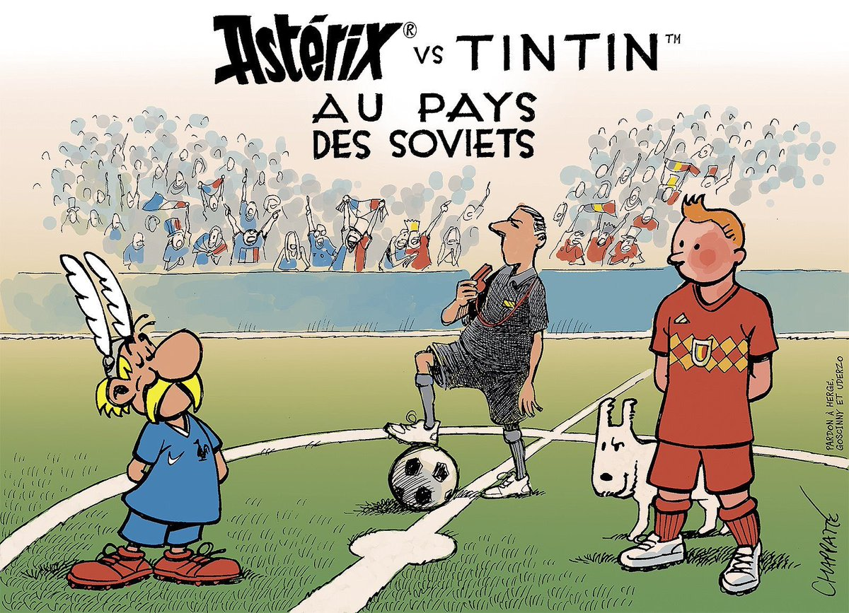 Astrix hashtag on twitter asterix beats tintin with the help of the magic potionpicittercruqb4wejy altavistaventures Gallery