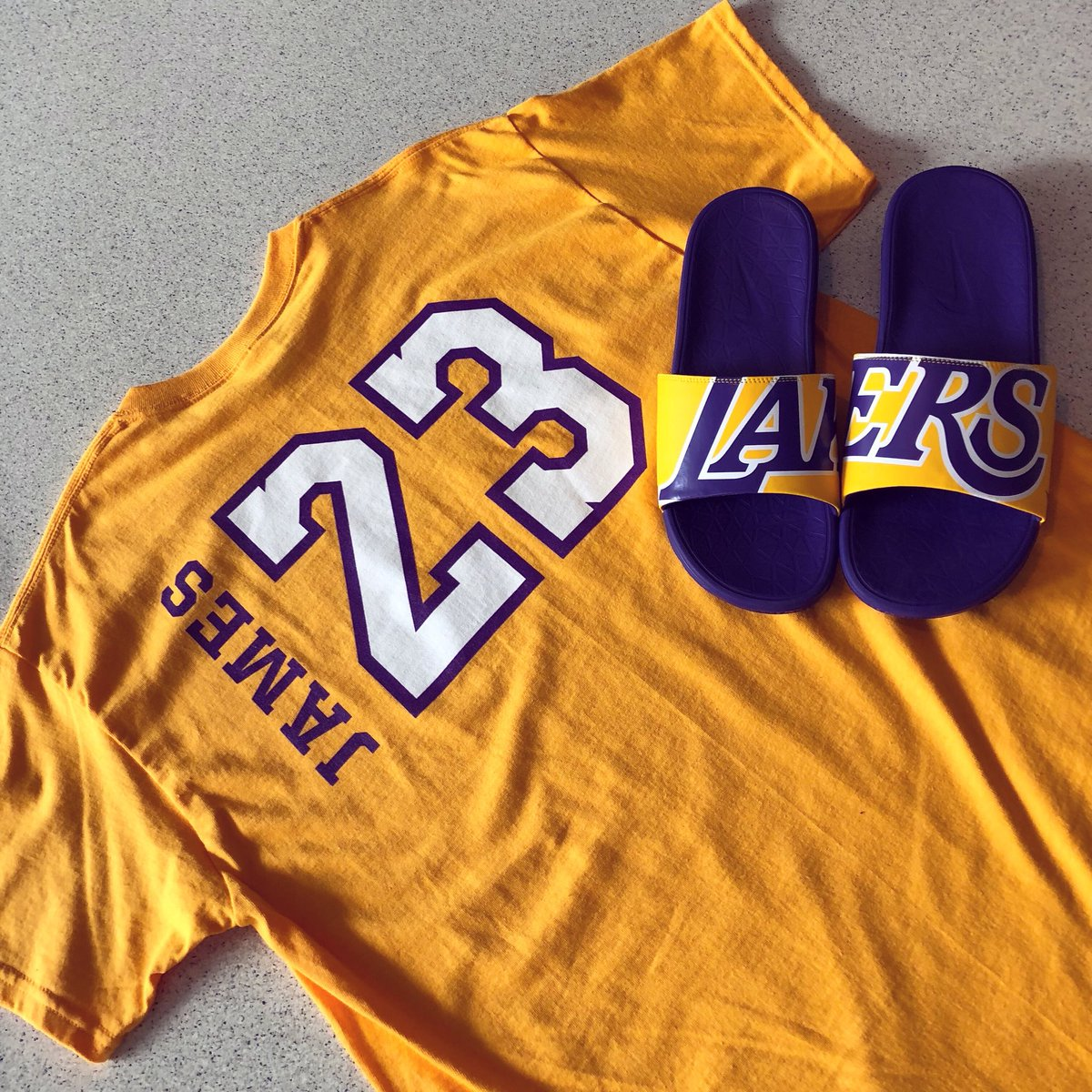 the best attitude ceb0b 5ae05 Lakers Store on Twitter: