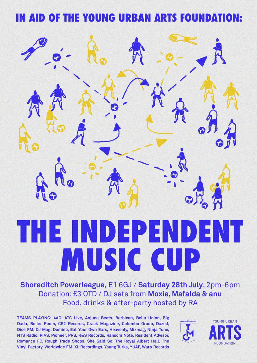 The Independent Music Cup on Twitter: