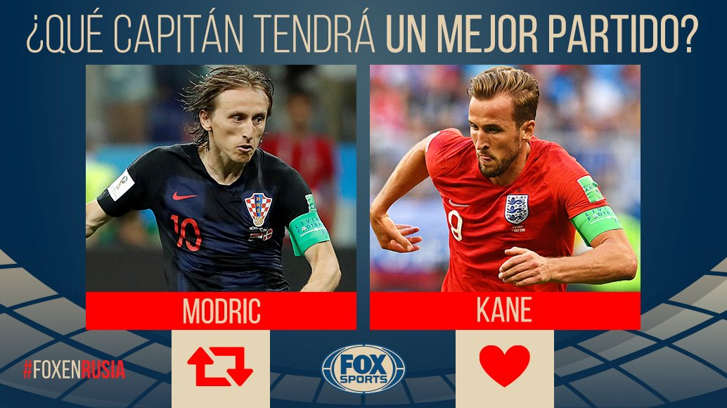 FOX Sports Argentina's photo on O Modric