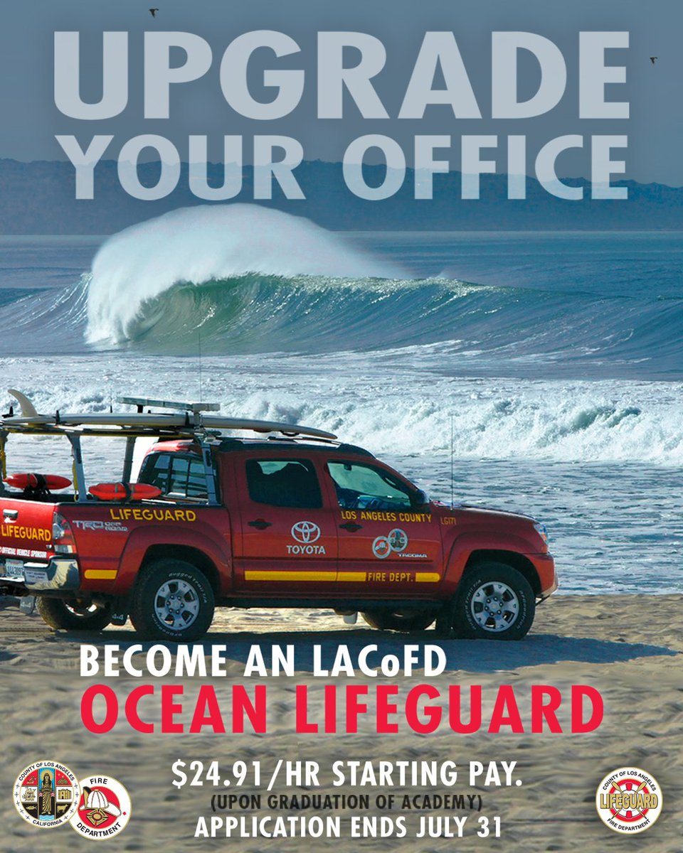 LACoFD Lifeguards on Twitter: