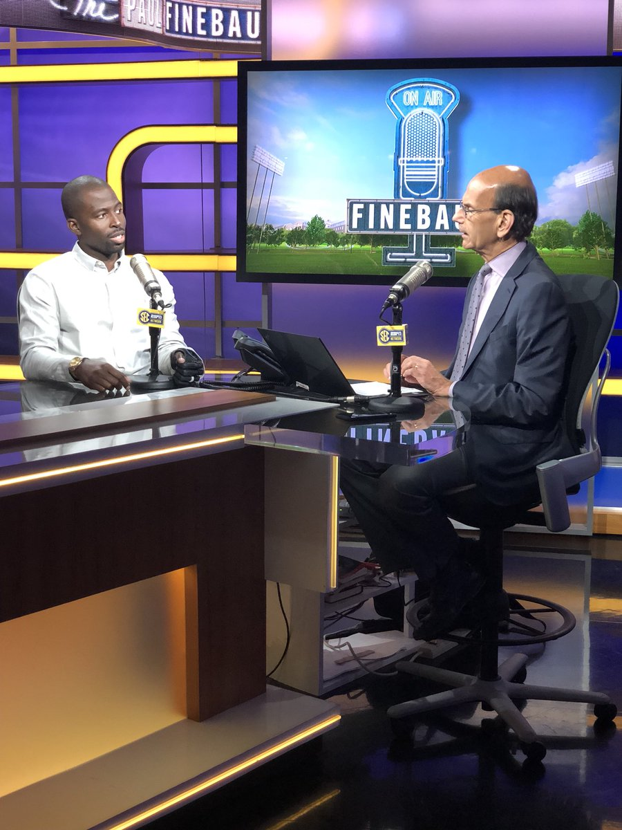 Great time on the @finebaum show today.