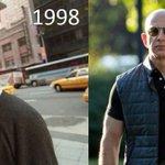世界一の大富豪になった代償?Amazon社長が20年で別人みたいになってる!