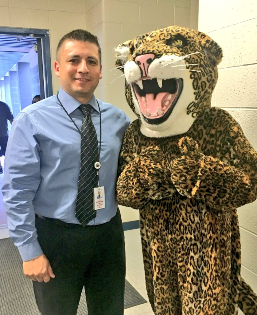 Jehue Middle School On Twitter Jehue Middle Thanks Mr Armando