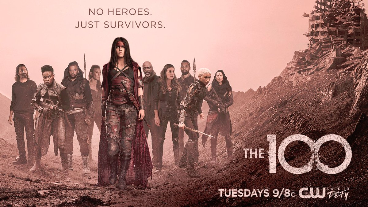 WATCH NOW: #The100 is all new on #WCCB Charlotte's CW. TRAILER: https://t.co/H20F1LjvYH CW Network