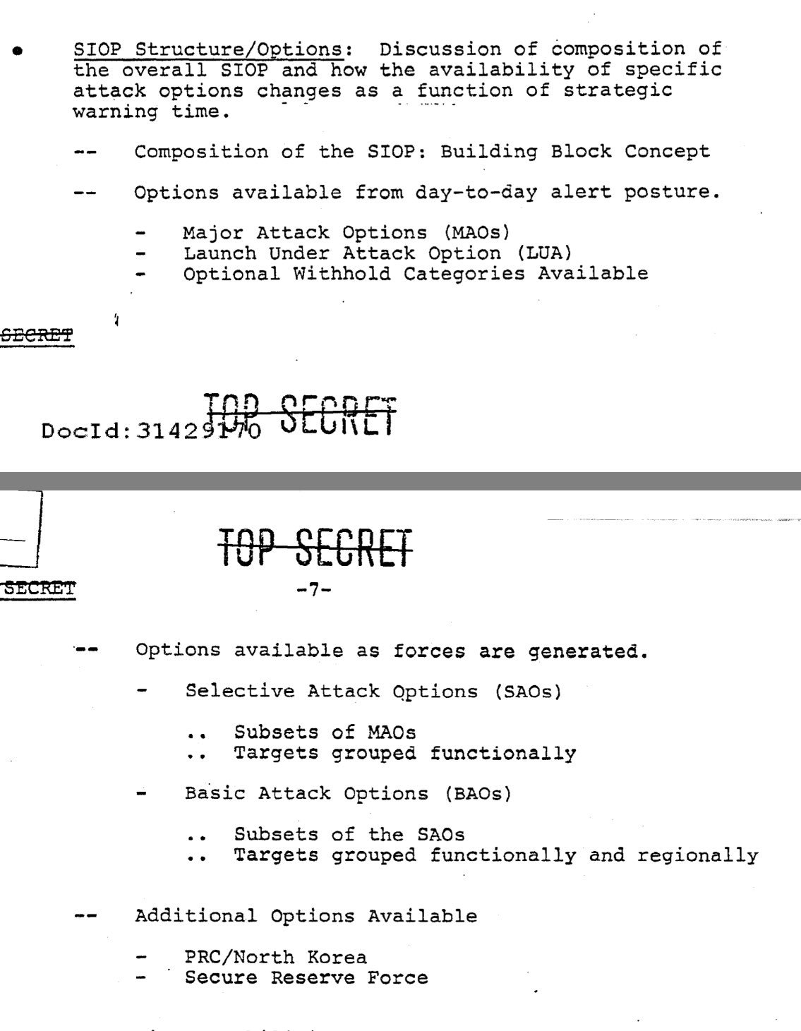 Ghost Of Arms Control Martin Pfeiffer On Twitter 8 N The Saos Korea Siop Nuclear War Plan Itself Had Evolved Significantly From 62 Fire Everything At