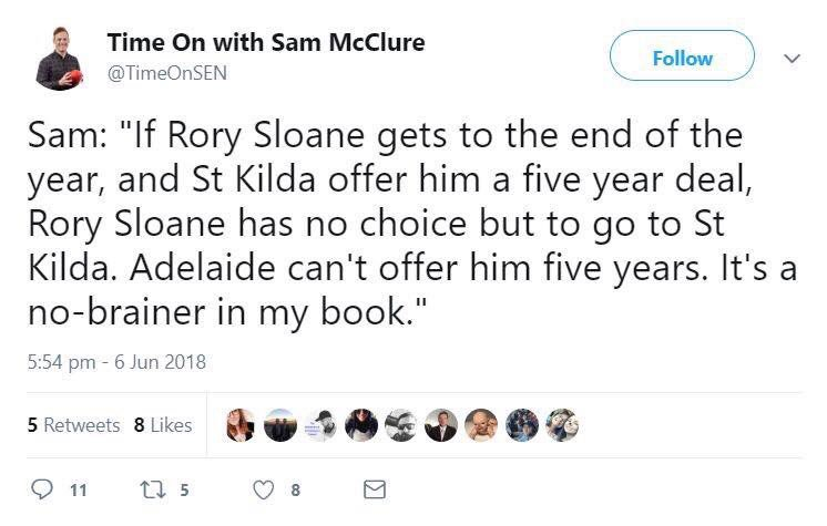 Image result for sam mcclure rory sloane