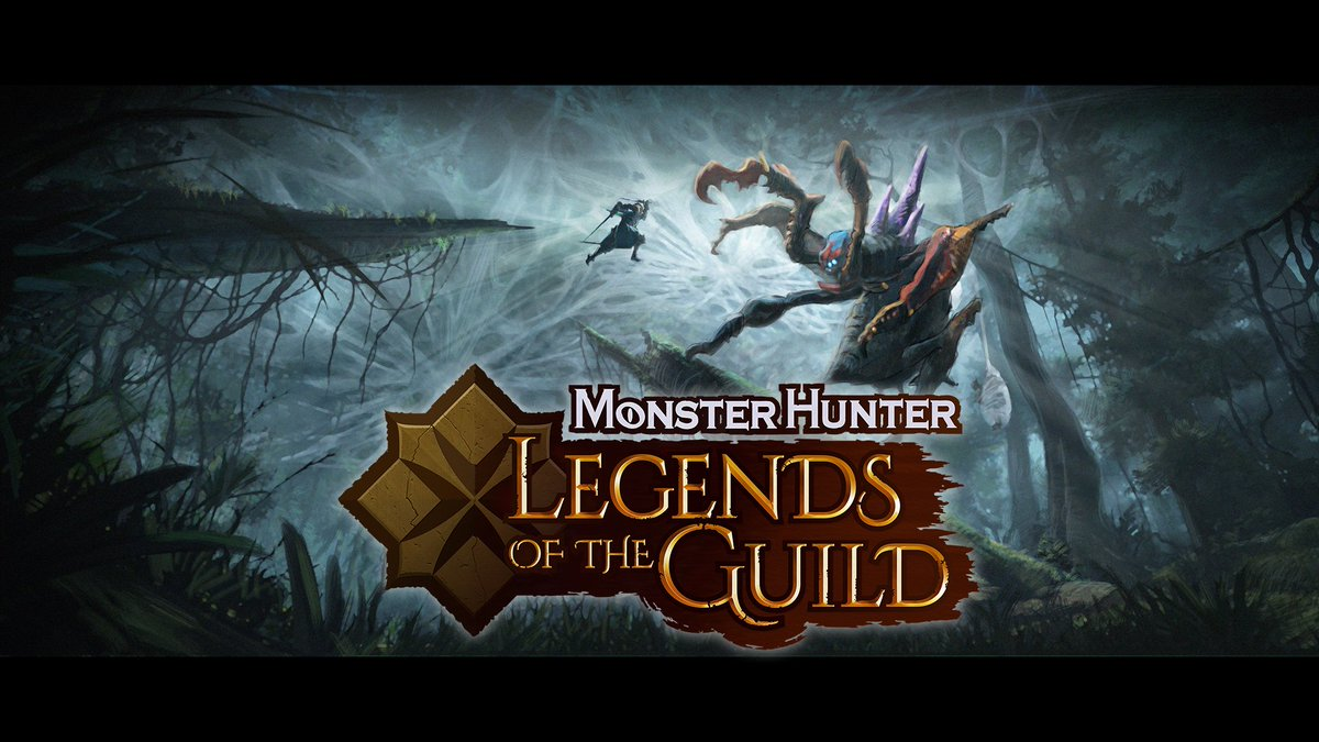 Monster Hunter On Twitter Announcing Monster Hunter Legends Of The Guild A Brand New 3d Animated Special Coming In 2019 More Info Coming Soon Https T Co Lzjsrezokg