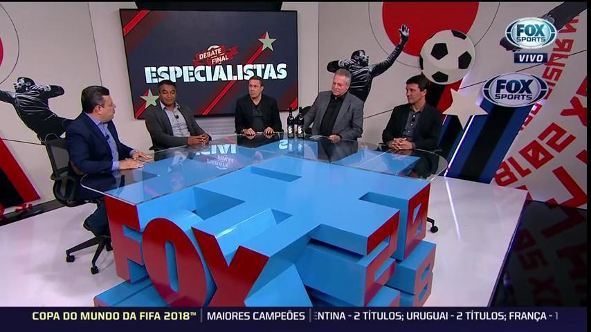 Roger Machado, Luxa, Abel e Zé Ricardo são os ESPECIALISTAS do #DebateFinal de hoje! Use a tag e mande suas perguntas!