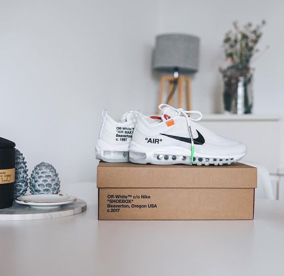 dda8bcdc45 UA Off White X Nike Air Max 97 5% discount code for you:AYZY5 Shop  Here:http://bit.ly/2Kkxyom #offwhitenike #airmax97offwhite  #airmax97undefeated ...