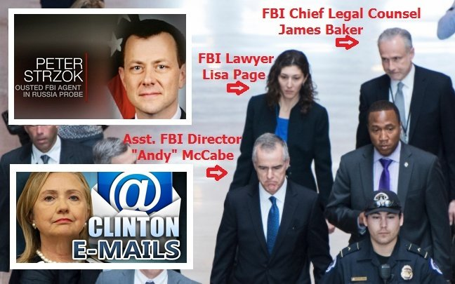 DOJ Attorney Lisa Page Refuses To Testify To Congress… https://t.co/ql3zxUnpyy https://t.co/5hvDKUyw8b