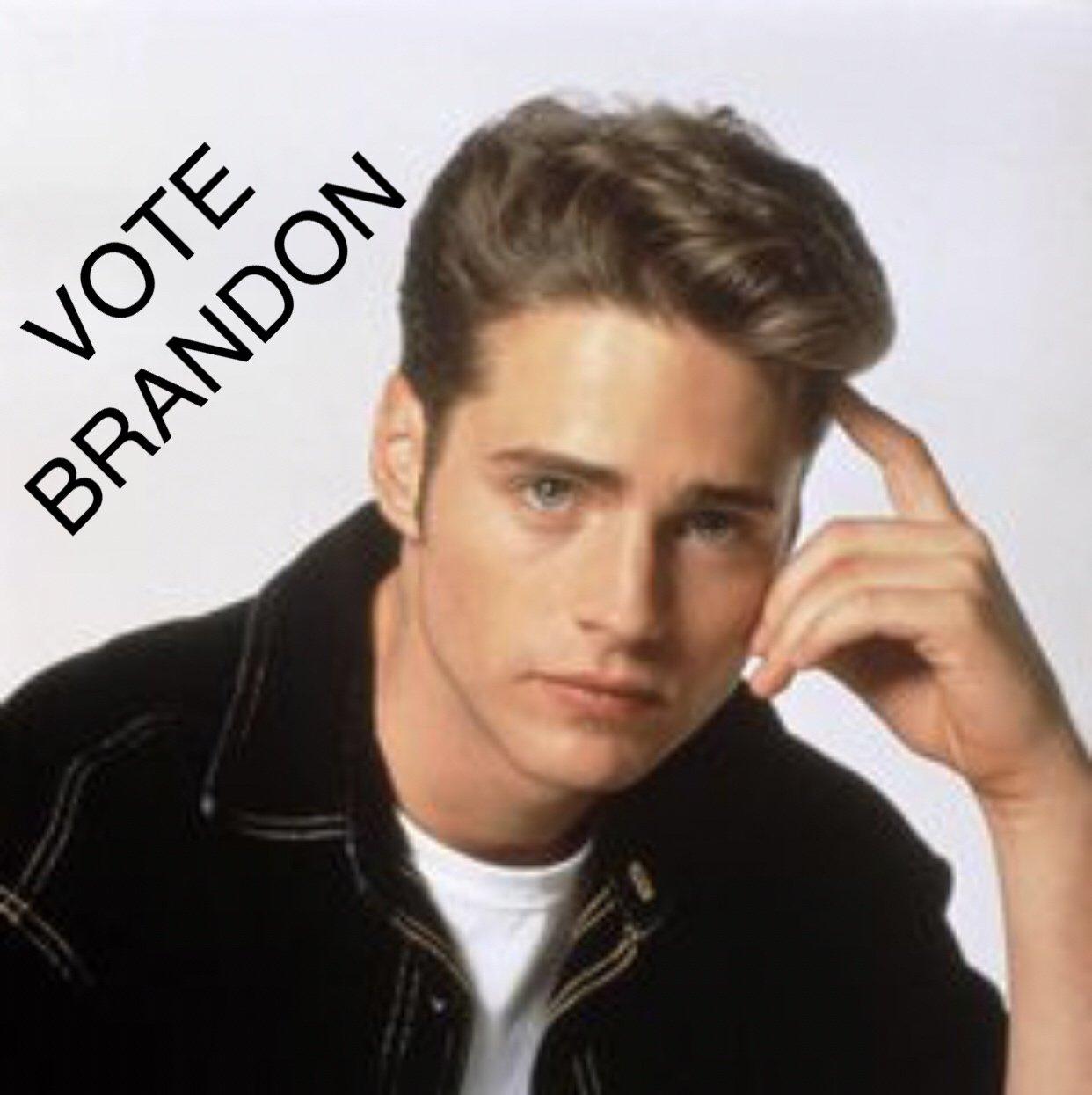 From one Brandon to another, it's simple. Vote Brandon.  #BeltTheBallot: https://t.co/51LAfiAPUQ https://t.co/aVqw2nkgNJ