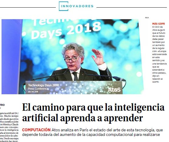 El camino para que la Inteligencia Artificial aprenda a aprender - via @nerea_castro @innovadore...